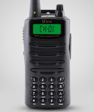BFDX BF-8100 Portable Radio Phone