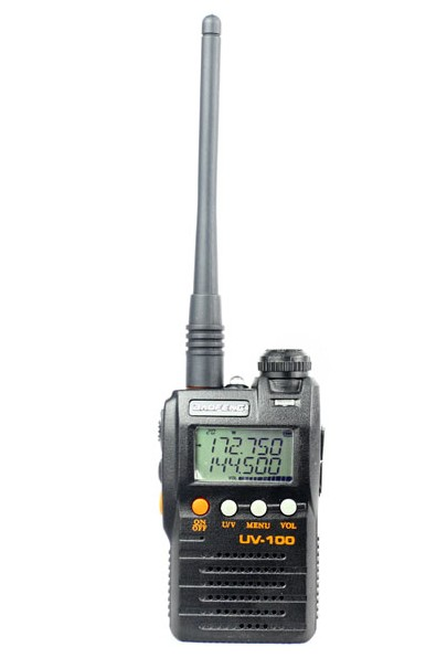 Baofeng UV-100 handheld walkie-talkie