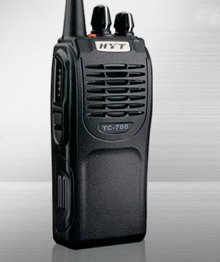 HYT TC-700 2 way radios for Professional