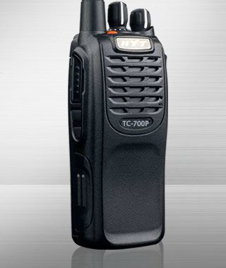 HYT TC-700P 2 way radios for Professional