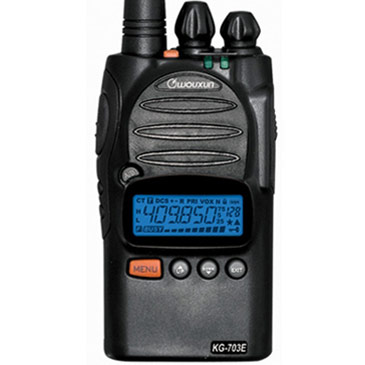 WOUXUN KG-703E handheld two way Radio
