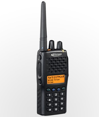 KIRISUN PT6500 Analog Tragbare walkie-talkie