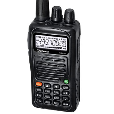 WOUXUN KG-816 handheld two way Radio