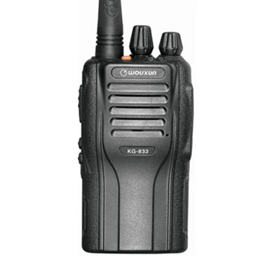 WOUXUN KG-833 handheld two way Radio